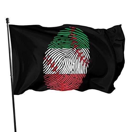 Zudrold Banderas al Aire Libre Bandera Italiana Béisbol Está en mi ADN Bandera para fanáticos de los Deportes Fútbol Baloncesto Béisbol Hockey