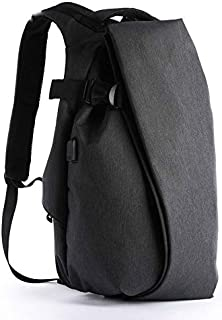 Dengyujiaaqxb Bicycle Backpack Cycling Backpack Backpack Youth Cycling Travel Backpack Male College Student School Bag Com...