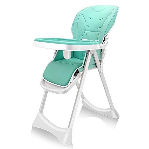 Kinderstoel Hoge kinderstoelen Multifunctionele Opvouwbare Draagbare Eettafel Stoelen Huishoudelijke 43X70x96cm