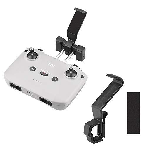 GEEMEE Tablet Extension Bracket Holeder for DJI Mavic Air 2 Drone Remote Control, Adjustable Remote Control Tablet Stand Holder Extender Phone Mount for DJI Mavic Air 2 Drone Accessories