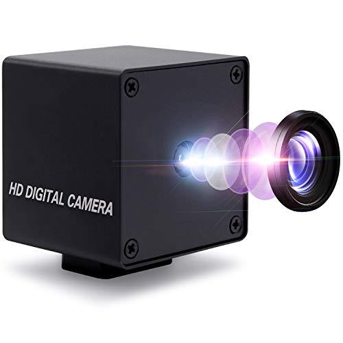 Mermaid 13-Megapixel-Webcam mit Autofokus-Objektiv 4K-USB-Kameramodul mit IMX214-Sensor 3840 x 2880 Webkamera für industrielle USB-Embedded-Kamera für Mac OS Linux Android Windows