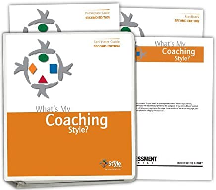 Whats My Coaching Style? Facilitator Set by HRDQ Development Team (2003-07-29)