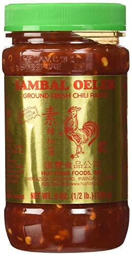 Huey Fong Sambal Oelek Chili Paste 8 Oz (2)
