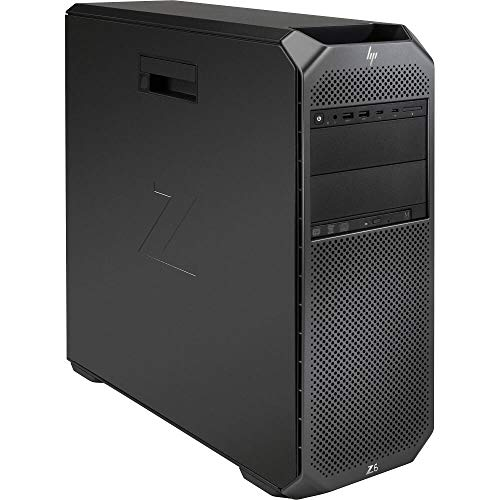 Learn More About HP Z6 G4 Workstation Gold 6136 Twelve Core 3Ghz 96GB RAM 250GB NVMe 2TB Radeon Pro ...