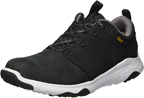 Teva Women's W Arrowood 2 Waterproof Hiking Shoe, Black, 05.5 M US
