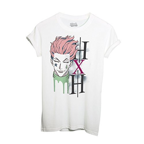Shorts Anim/é Hisoka Haut V/êtements Ensembles Maisley Hunter /× Hunter Hisoka Sets Fashion Sport Haut du Nombril T-Shirt