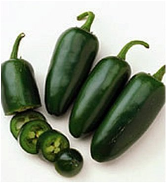 Go Green Pepper, Chilli Jalapeno Pickled Chilli Seeds (Pack of 30 Seeds)