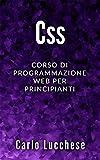 CSS: Corso di programmazione web per principianti