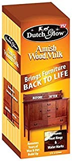 Dutch Glow Amish Wood Milk 12 Oz Boxed by Amish Wood Milk