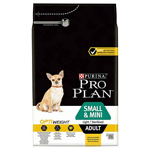 PURINA PP Dog Small&Mini Ad Light Ster Poul Nourriture pour Chien 3 kg