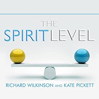 The Spirit Level audiobook cover art