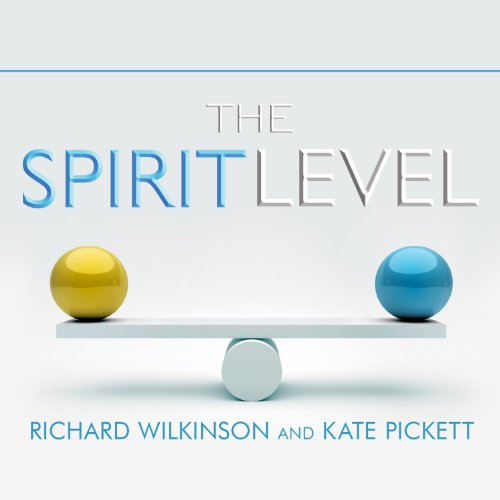 The Spirit Level audiobook cover art