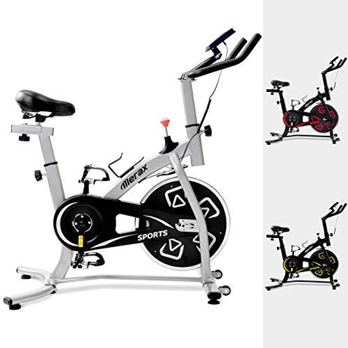 S-vision Bicicleta estática, Bicicleta de Interior con Cons