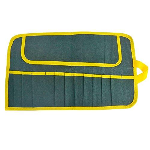 Pocket 12 Rouleau de toile/ciseau/Menuiserie/clés Clés plates TE712