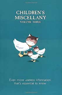 Children's Miscellany: Volume 3: v. 3 by Dominique Enright (2006-09-07)