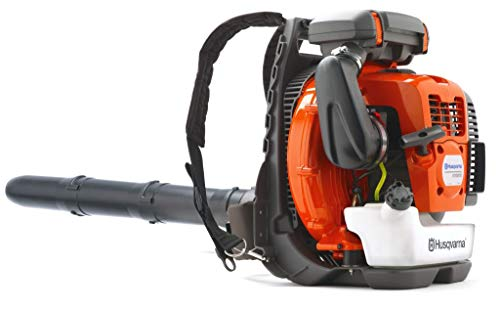 Husqvarna 570BTS powerful X-Torq engine, 65.6 cm³ Speed Backpack Blower