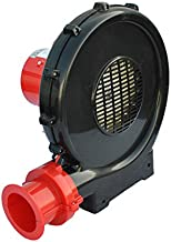 XPOWER BR-252A 1-HP 1000-CFM Indoor/Outdoor Inflatable Blower, 9.8-Amp