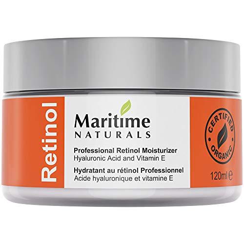 Inmensa 120 ml Crema Hidratante con Retinol + Ácido Hialur