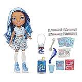 Rainbow Surprise Rainbow High 14-inch Doll – Blue Skye Doll with DIY Slime Fashion (571209)