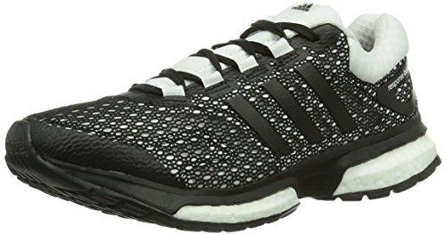 mächtig Adidas Unisex Adult Response 23 Boost-Schuhe, Weiß (Run White / Run White / Black…