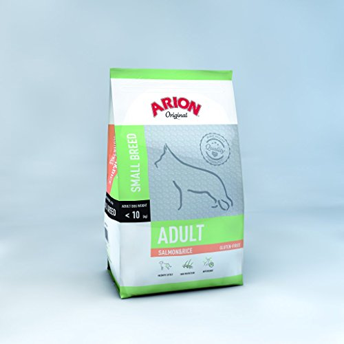 Arion Adult small Salmon & Rice 7,5 kg