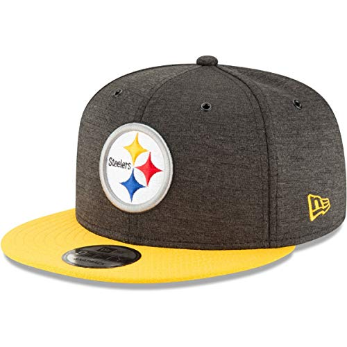 New Era Snapback Cap Sideline Home Pittsburgh Steelers - S/M