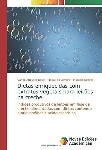 Dietas enriquecidas com extratos vegetais para leitões na creche: Índices produtivos de leitões em fase de creche alimentados com dietas contendo bioflavonóides e ácido ascórbico.