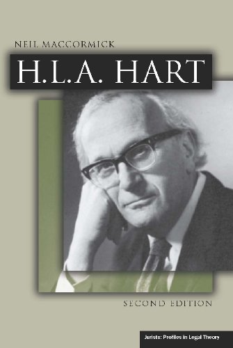 H.L.A. Hart, Second Edition (Jurists: Profiles in Legal Theory)