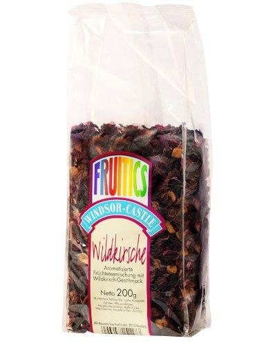 Windsor-Castle Früchtetee-Mischung Wildkirsche, Tüte, 200 g