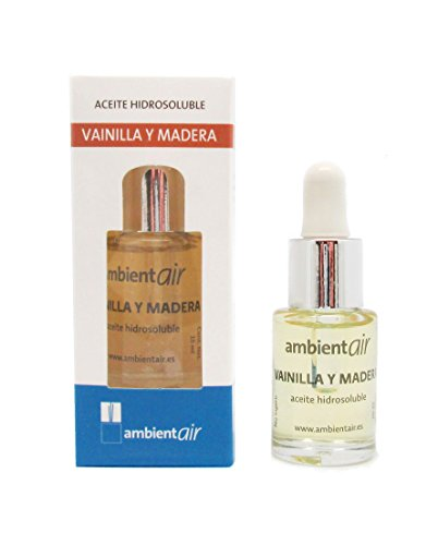 Ambientair. Aceite perfumado hidrosoluble 15ml. Aceite hidro