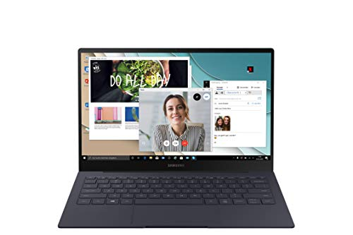 Samsung Galaxy Book S 33,78 cm (13,3 Zoll) Notebook (Intel Core Prozessor, 8 GB RAM, 256 GB SSD, Windows 10 Home) mercury grey