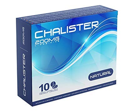 Chalister 200mg 10 Tablets | Quick Effectiveness, Durable Action, Without Contraindications, 100% Natural