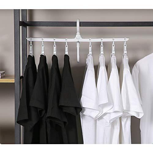 Dagelijkse behoeften droogrek Multifunctionele opslag kapstok voor opknoping kleding voor huis Kleding voor Opknoping in de slaapkamer Hook Folding