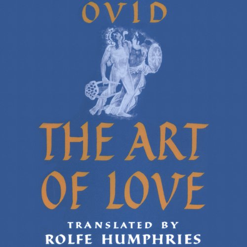The Art of Love audiobook cover art