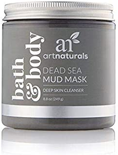 Art Naturals Dead Sea Mud Mask for Face, Body and Hair 8.8 oz