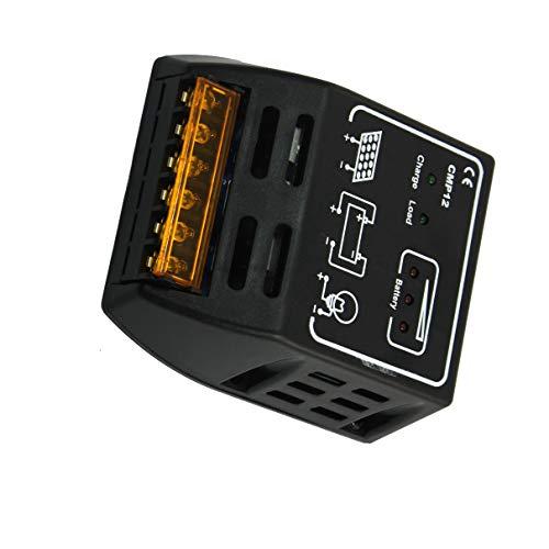 Aexit CMP12-5A 12V 24V - Solarpanel-Batterieregler-Laderegler (b89a40f8ca2e6f781040e2990479bfde)
