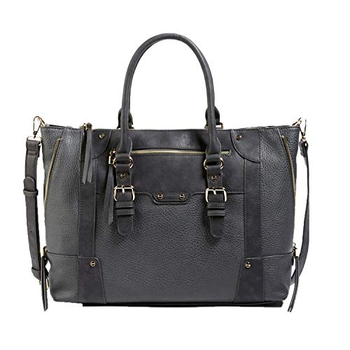SOLE/SOCIETY Susan Tote Black One Size