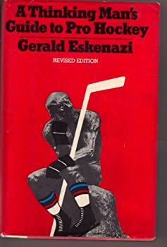 A thinking man's guide to pro hockey 0525217347 Book Cover