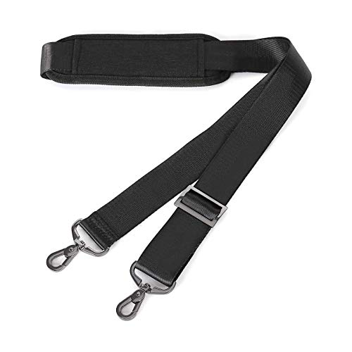 MOSISO 56 Inch Shoulder Strap, Universal Non-Slip Replacement Comfort Fit...