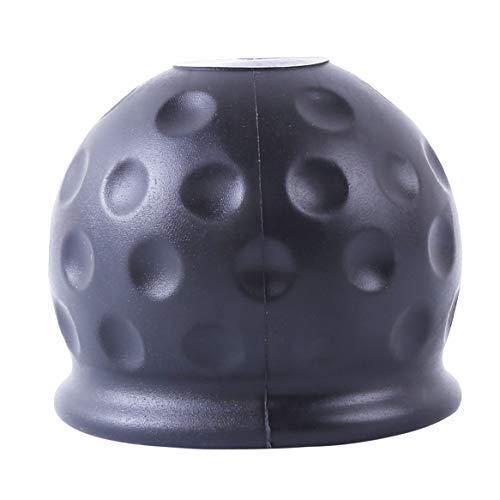 Botreelife Rubber Abschleppstange Ball Abdeckkappe Auto Anhängerkupplung Caravan Trailer Schützen