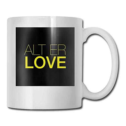 Alt Er Love (Skam) Vasos de cerámica Código 330ml