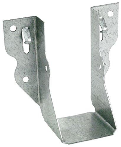 Simpson Strong Tie LU24-100 SIMPSON-LU24-100/PACK LU24 20-Gauge 2x4 Face Mount Joist Hanger 100-per Box, 100 Pack