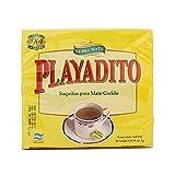 Playadito Mate Cocido - Bolsas de té (20 unidades) - Típica Infusión Argentina - 20 Unidades