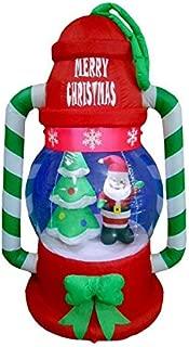 6 Foot Inflatable Christmas Lantern