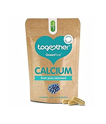 (3 PACK) - Together Calcium Marine Multimineral Complex Tablets | 60s | 3 PAC...