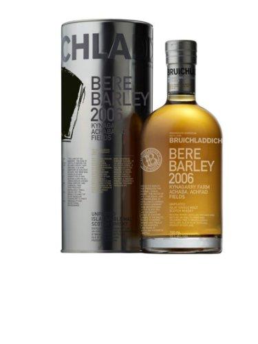 Bruichladdich Single Islay Malt Whisky, Bere Barley, Schottland 0,7 l