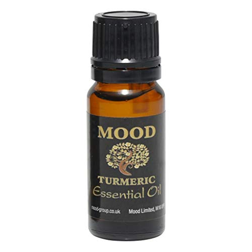 Essential Oils 10ml 100% Natural Aromatherapy Essential Oil (Turmeric)