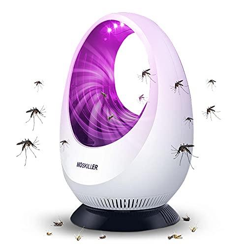 TTCOTOKE Insekten vernichter, Insektenvernichter Elektrisch, Mückenschutz Lampe, UV Fliegenfalle USB Moskito Schutz Falle Fluginsektenvernichter, Insektenlampe Für Innen Schlafzimmer Gärten