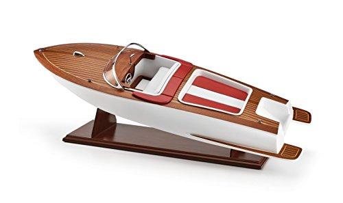 Amati Sexy Lady - Embarcación en kit de madera y fibra de vidrio 1:10, 82 cm