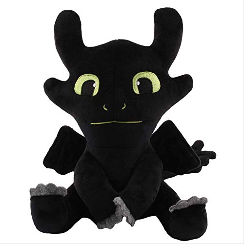TOPCOMWW 35cm Cute Toothless Baby How to Train Plush Toys Home Decoration Children Boys\' Birthday